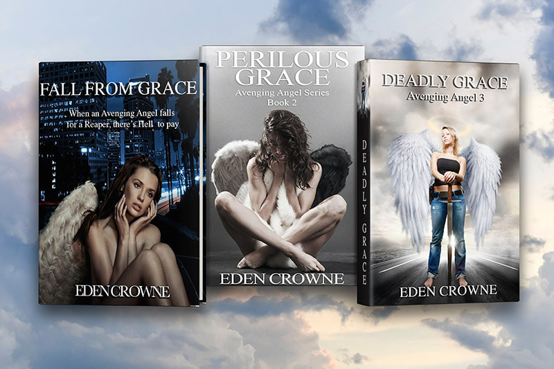 Avenging Angel book series, Eden Crowne