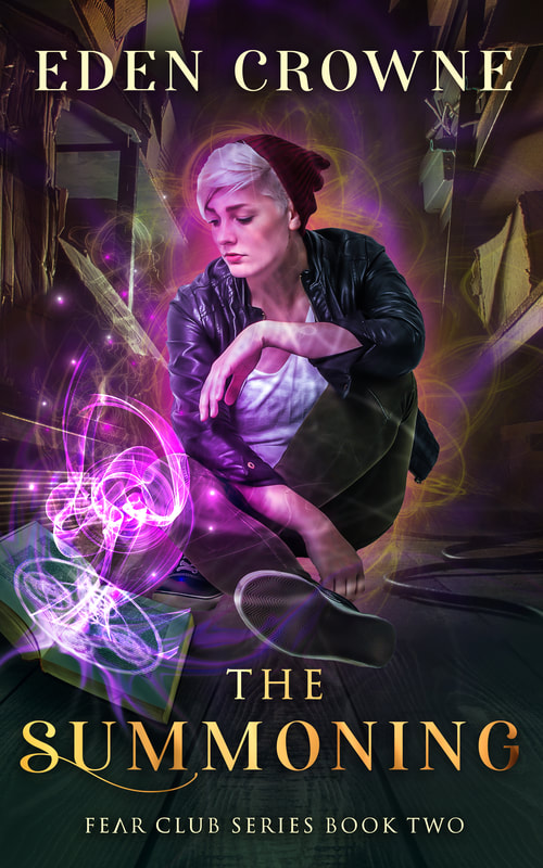 Fear Club 2: The Summoning, by Eden Crowne